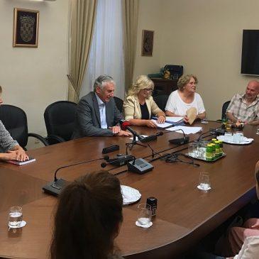 Županija odobrila sredstva za rad Udruge