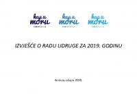 KAP-GODIŠNJE IZVJEŠĆE 2019.